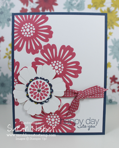 In-Color-Mixed-Bunch-Card