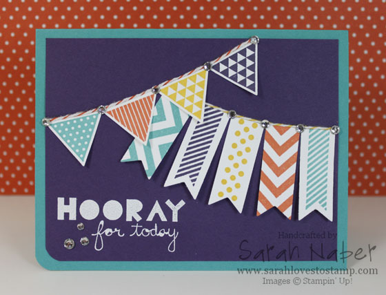 Sarah-AYSI-Challenge-025-Geometrical-and-Perfect-Pennants-Banner-Card