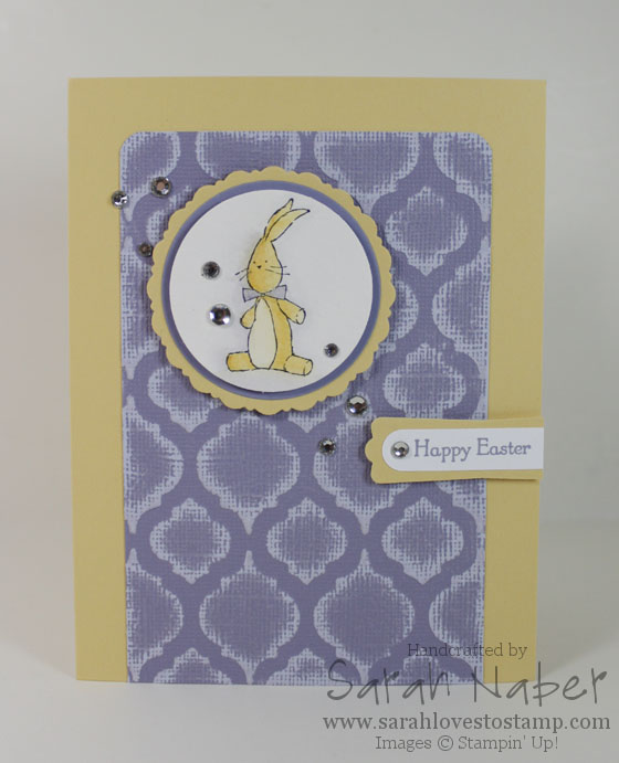 Sarah-AYSI-Challenge-033-Baby-We've-Grown-Bunny-Card