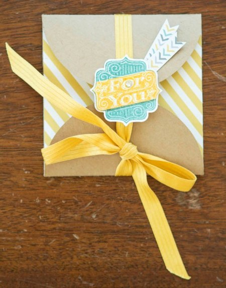 Stampin Up Ribbon Share