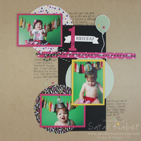 Izzy-First-Birthday-Scrapbook